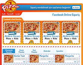 Online Pizza Sipariş