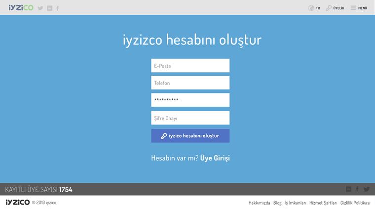 Ömür TEŞİ - İyzico (Front-end)