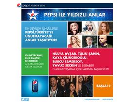 Pepsi ile Yıldızlı Anlar