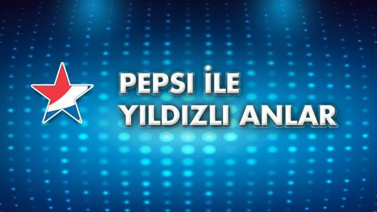 Ömür TEŞİ - Pepsi ile Yıldızlı Anlar