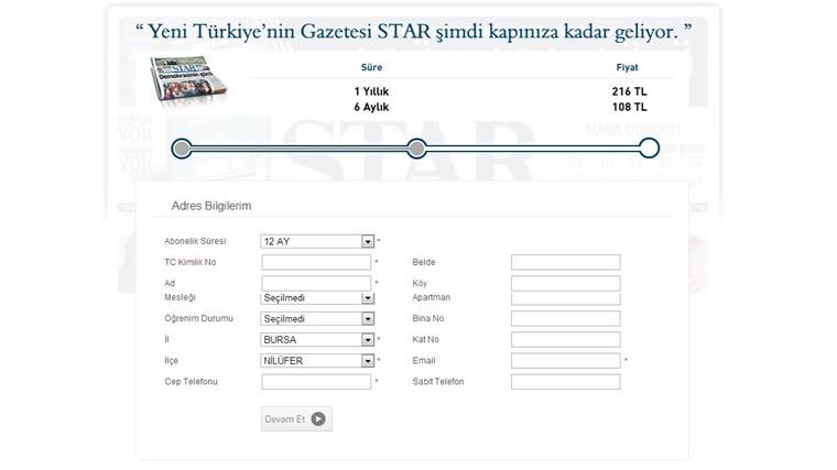 Ömür TEŞİ - Star Abone